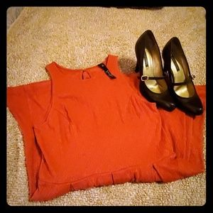 Jessica Simpson dress. Free nine west shoes!